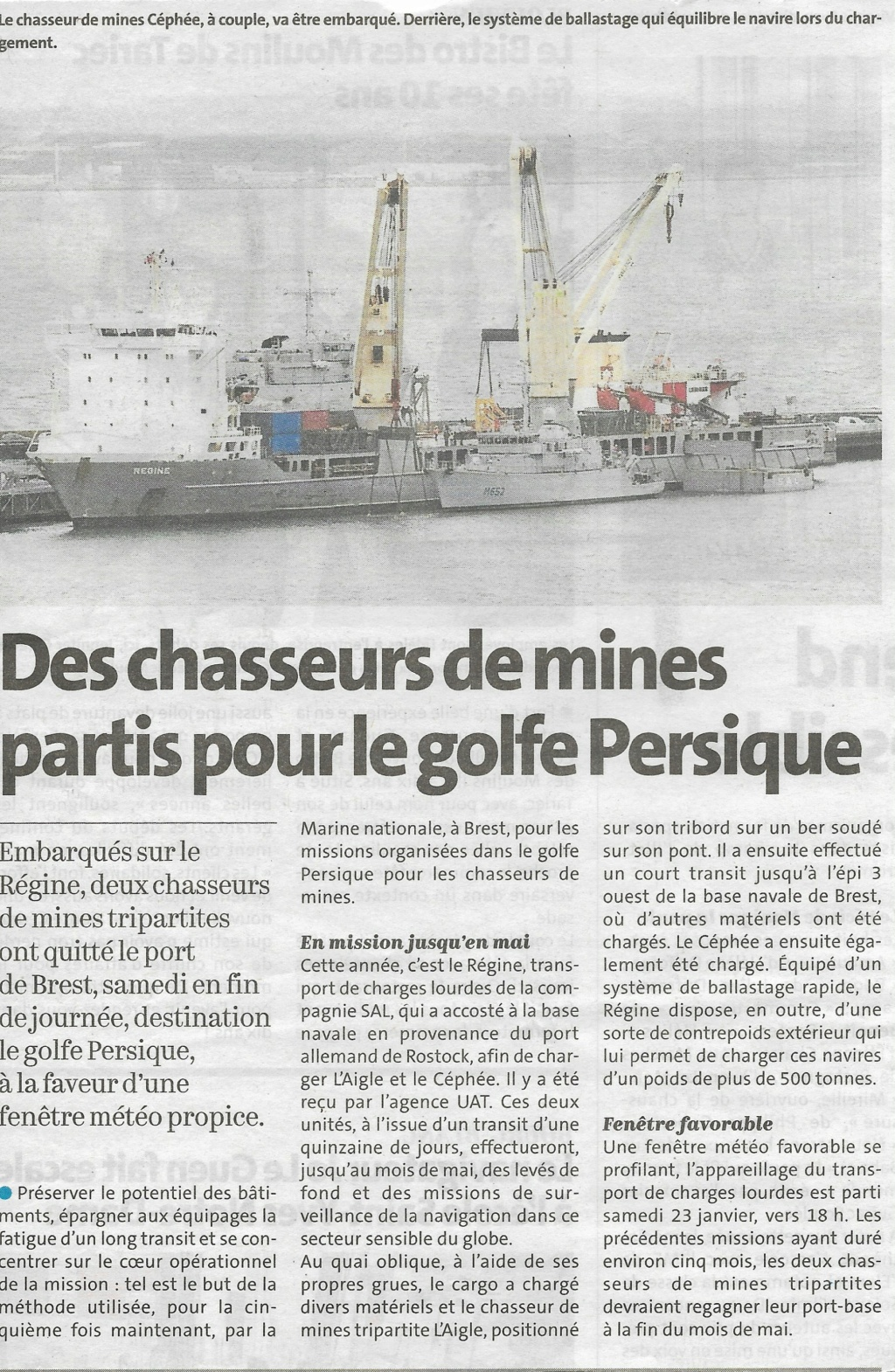 [Les ports militaires de métropole] Port de BREST - TOME 3 - Page 23 Cmt10