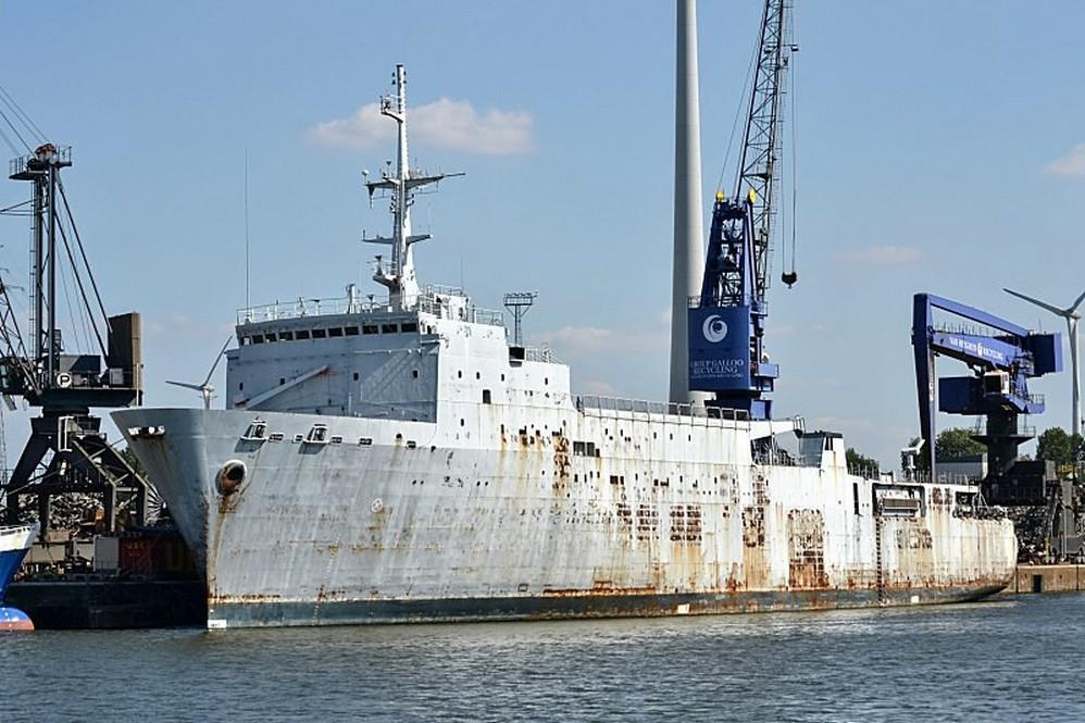 [Autre sujet Marine Nationale] Démantèlement, déconstruction des navires - TOME 2 - Page 37 Q_ex-l11