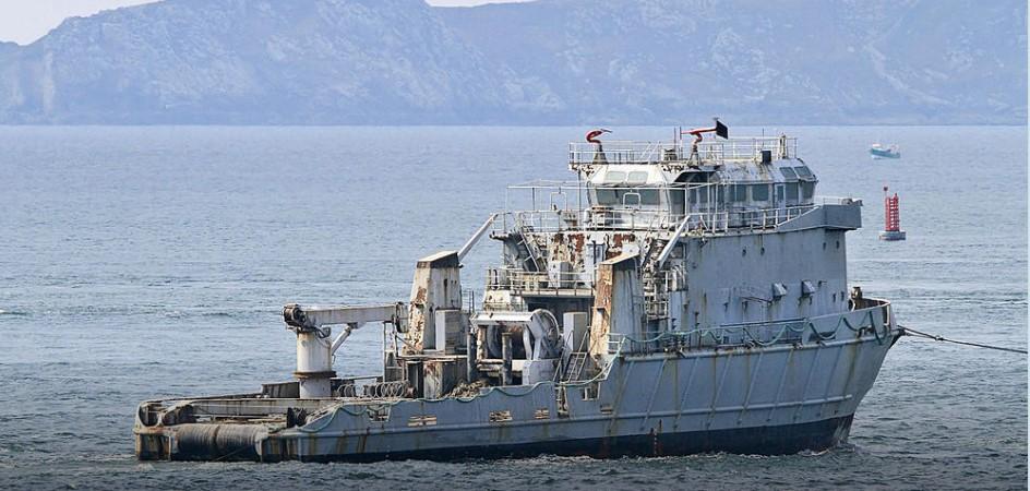 [Autre sujet Marine Nationale] Démantèlement, déconstruction des navires - TOME 2 - Page 19 Revi_110