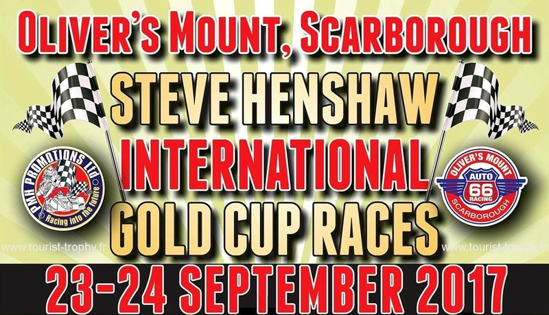 ROAD - [Road Racing] Steve henshaw Gold Cup oliver's Mount SCarborough Entete13