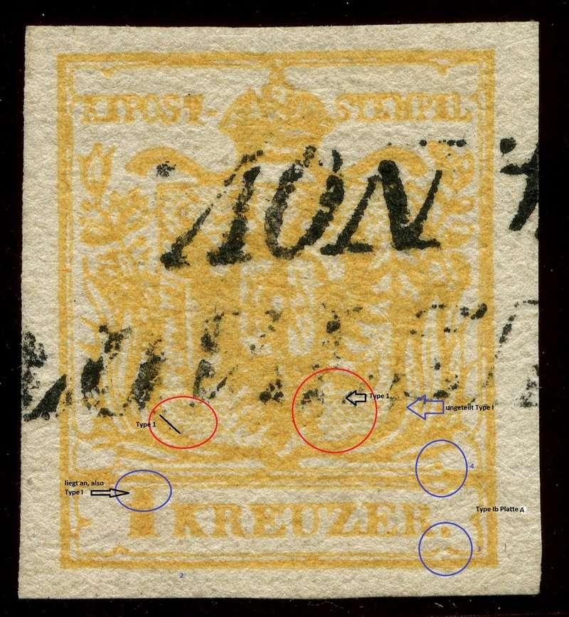 Die erste Österreichische Ausgabe 1850 - Seite 13 1_h_ii13