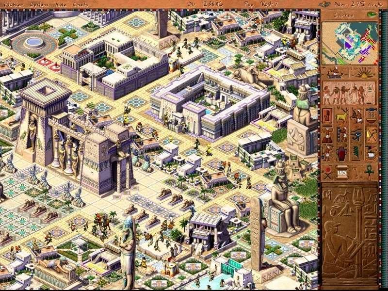 Séthi dans la vallée, Sumur, Qadesh, Abou simbel, Ramsès ... Alexan14