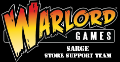 Warlord Games Sarge Team