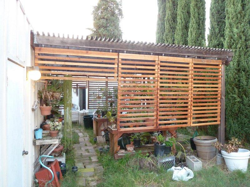 amenagement futur pour mes plantes pendant la belle saison House015
