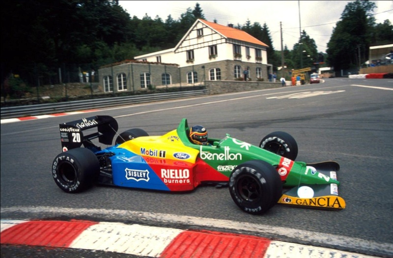 Benetton B188 9c57fa10