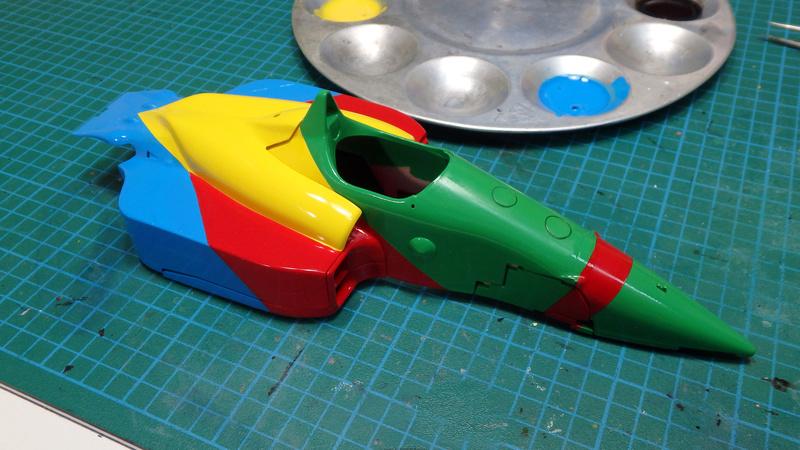 Benetton B188 P9100510