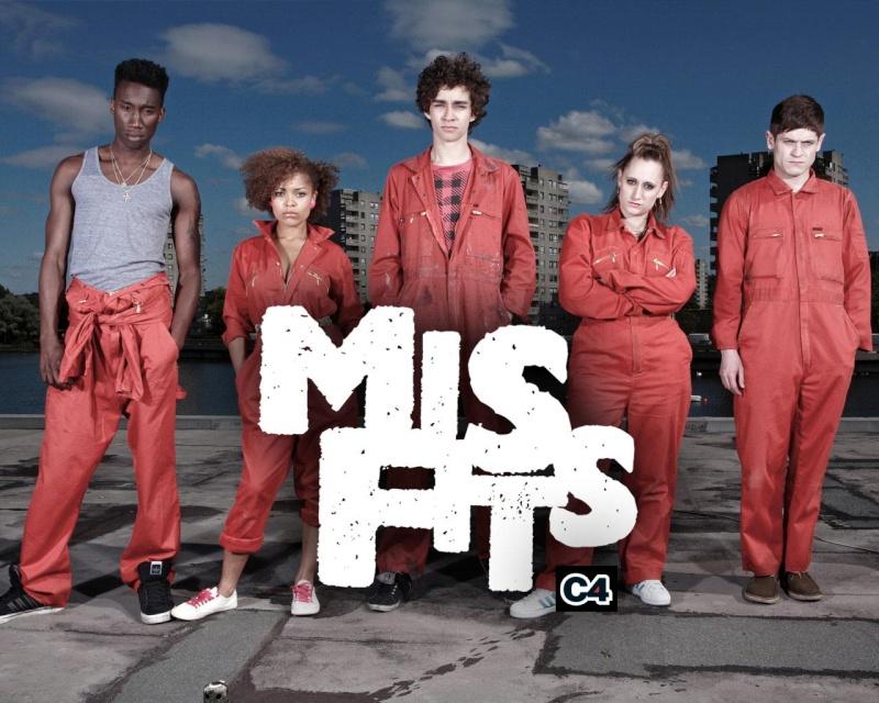 Série : Misfits 878410