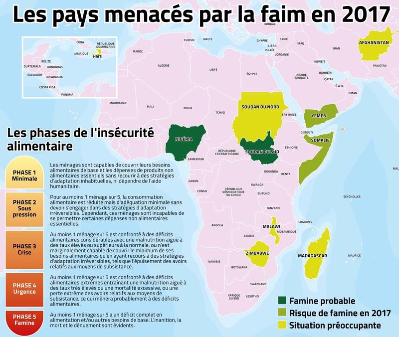 En 2050, un Terrien sur quatre sera africain Carte-10