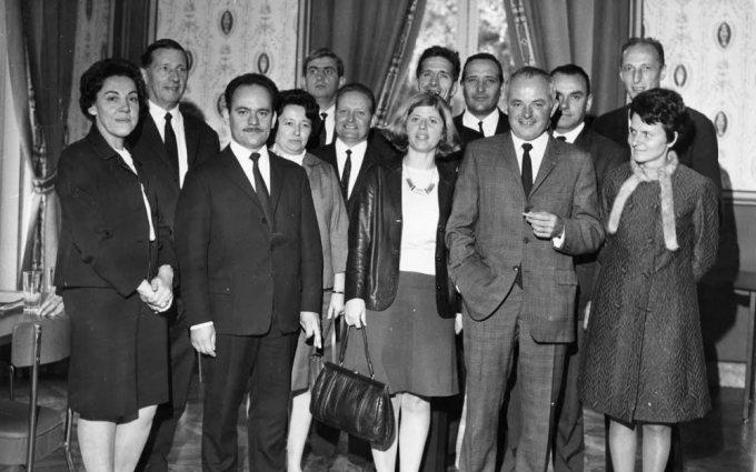 Il y a 50 ans le conseil départemental du Val De Marne se réunissait le 4 octobre 1967 Cd9410
