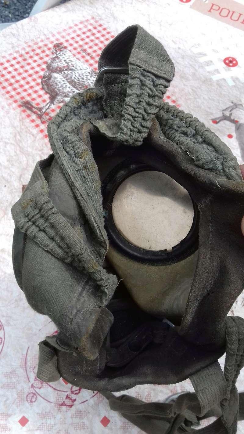 casques allemands et masque a gaz 20170771