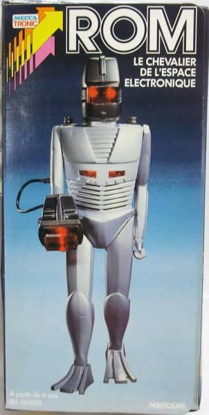 ROM - Le chevalier de l'espace - THE SPACE KNIGHT 85595_10