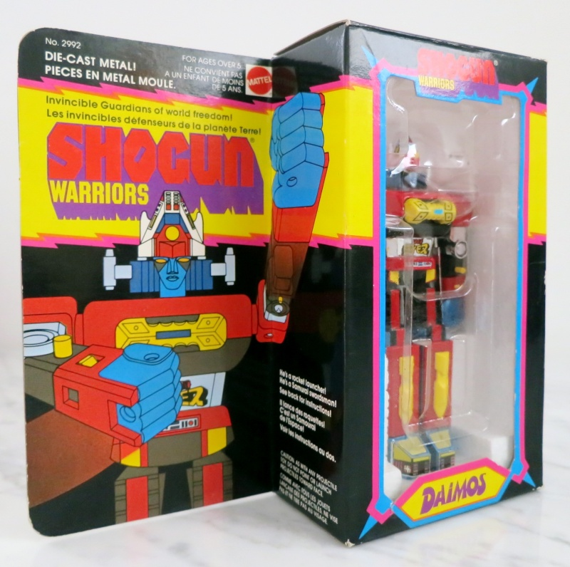 Les Shogun Warriors Daimos11