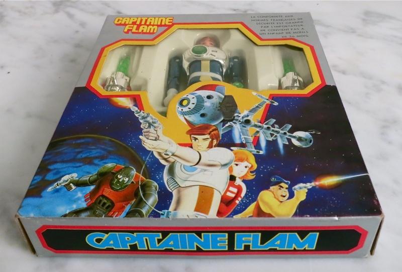 Les jouets CAPITAINE FLAM - Captain Future - Futuro  Flam_a11