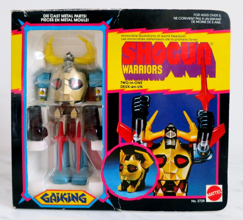Les Shogun Warriors Gaikin12