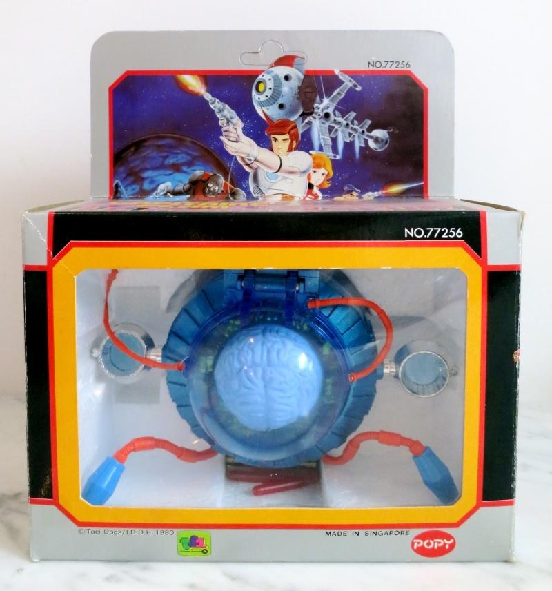 Les jouets CAPITAINE FLAM - Captain Future - Futuro  Prof_s10