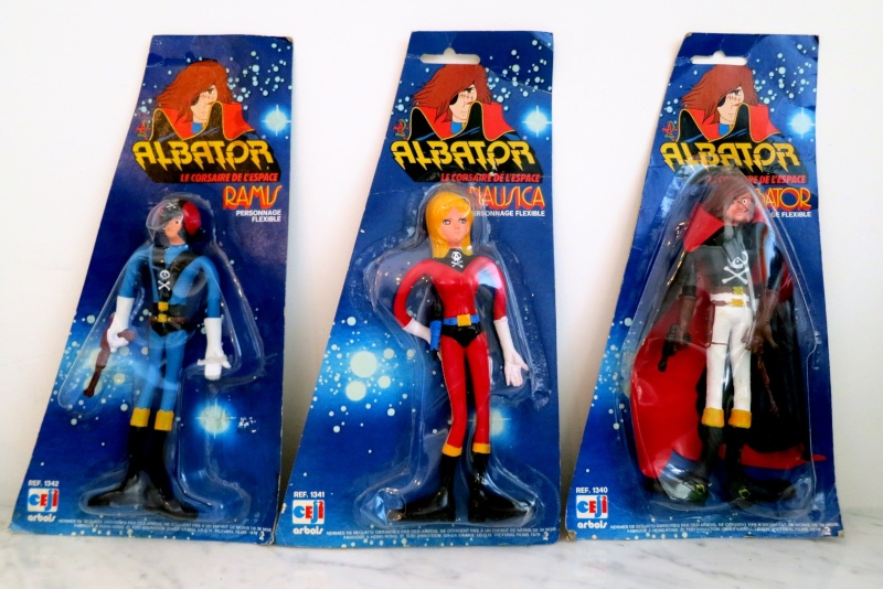 ALBATOR : les jouets vintage (CEJI, Orli etc...) Seirie11