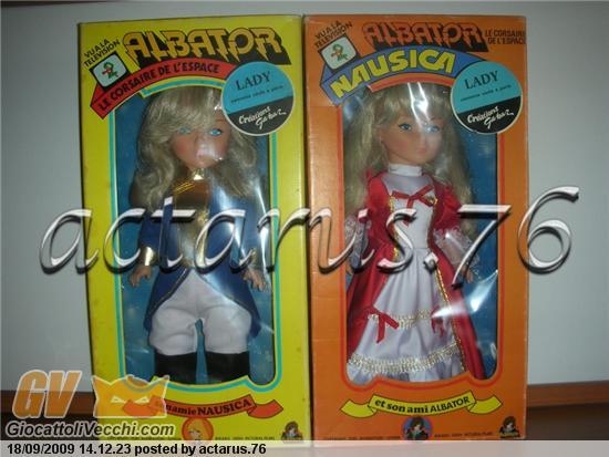 ALBATOR : les jouets vintage (CEJI, Orli etc...) - Page 2 Waterm10