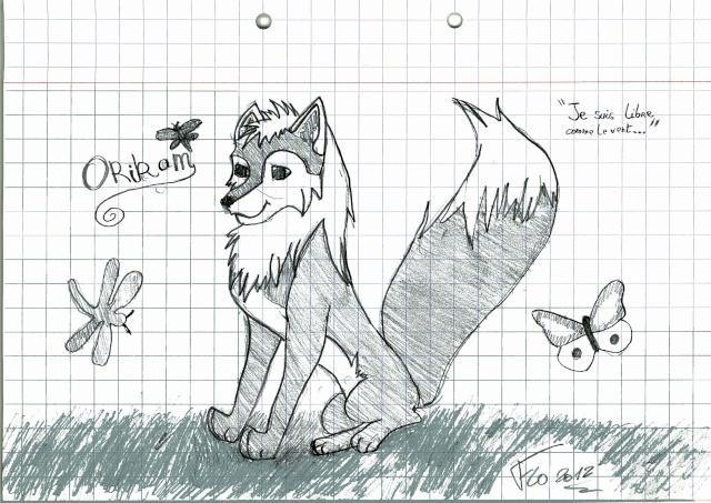 Le renard fou est parmi vous :D  Flo710