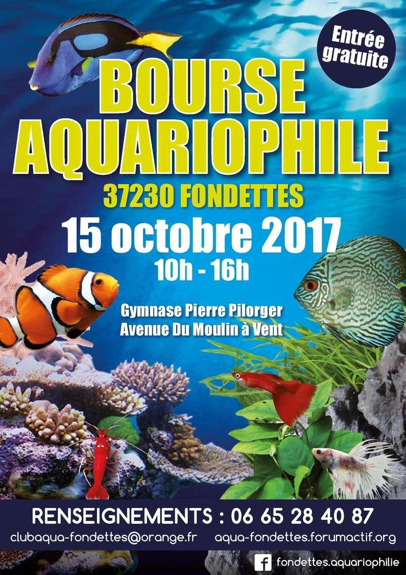 bourse aquariophile la Fondettes  Bourse10