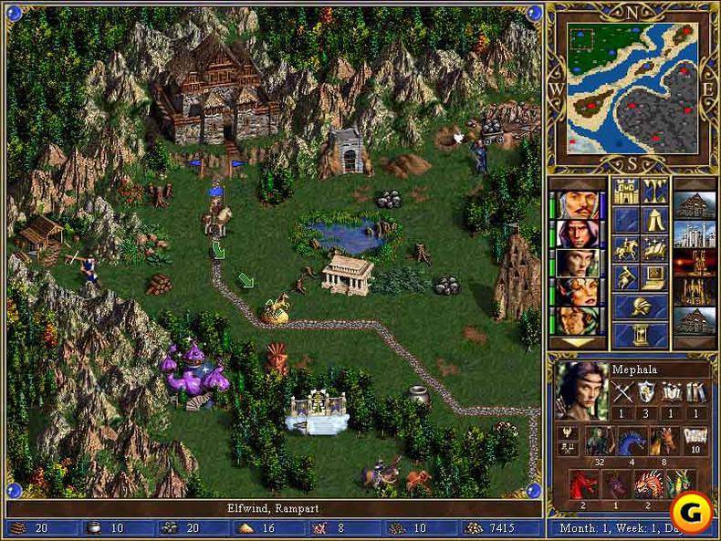 le jeu du screenshot - Page 5 Heroch10