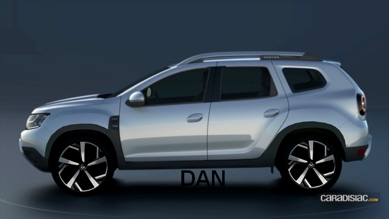 2017 - [Dacia] Duster II - Page 14 Duster14