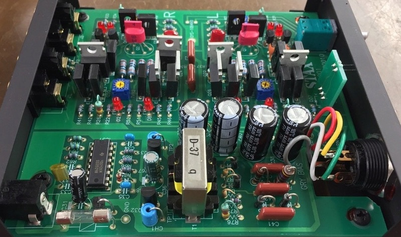 New flagship Stax amplifier - Pagina 2 252s10