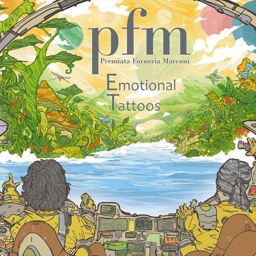 Premiata Forneria Marconi 2017 Emotional Tattoos Cover_16