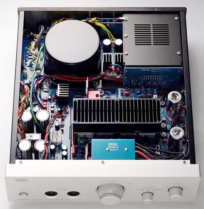New flagship Stax amplifier - Pagina 3 Srm-t810