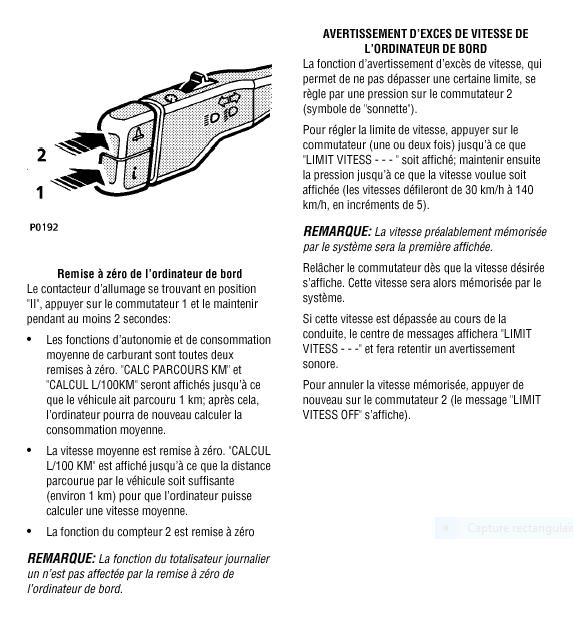 Probleme regulateur de vitesse sur diesel - Page 2 Limite10