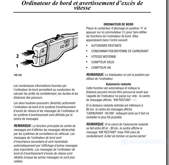 Probleme regulateur de vitesse sur diesel - Page 2 Ordina10