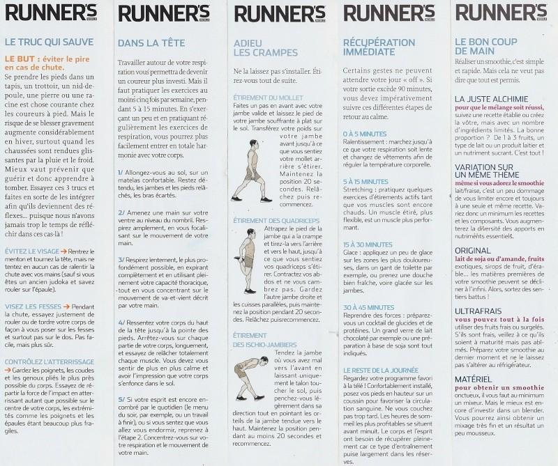 Pour les amateurs de trail et de course à pied Consei14