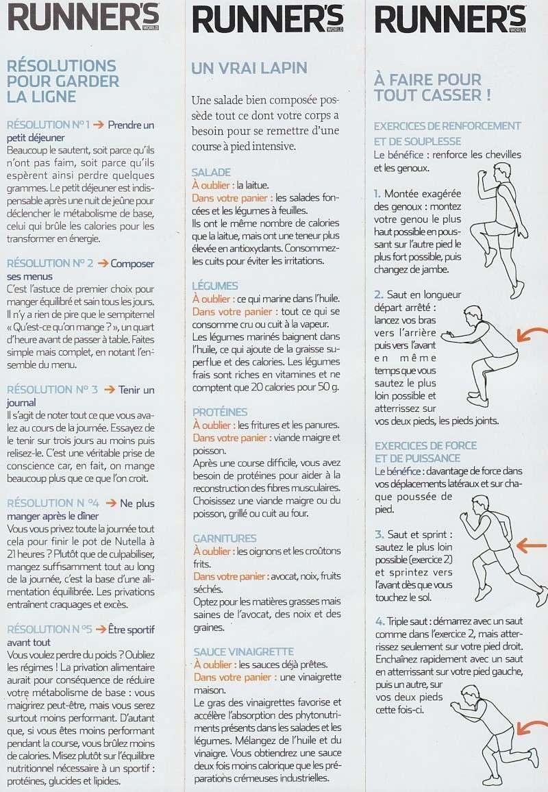 Pour les amateurs de trail et de course à pied Consei15
