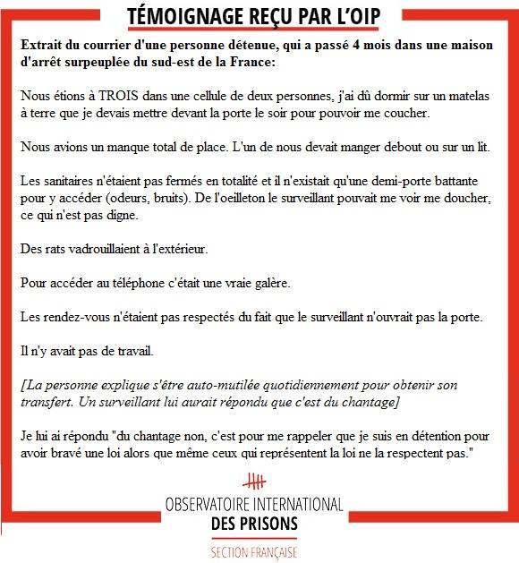 [Partenariat-OIP] Breves de prisons : la réalité. - Page 6 Oip_010