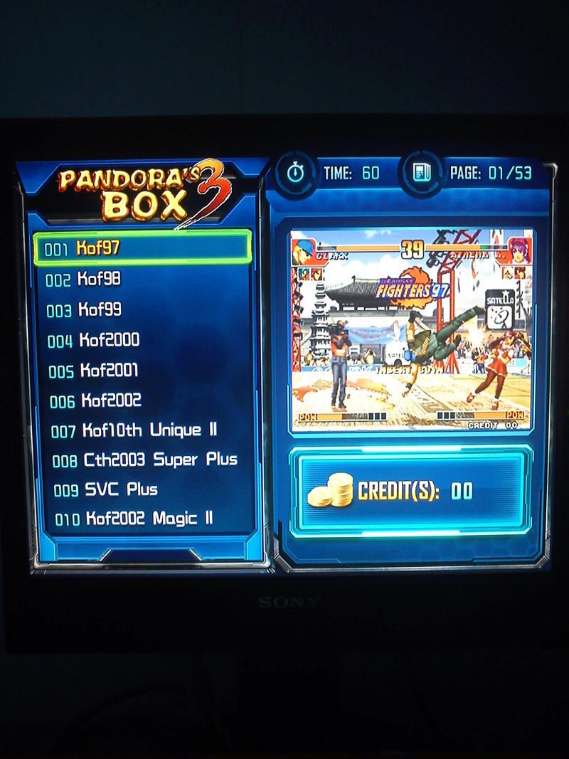Test Arcade Box avec Pandora's Box 4s Img_1918