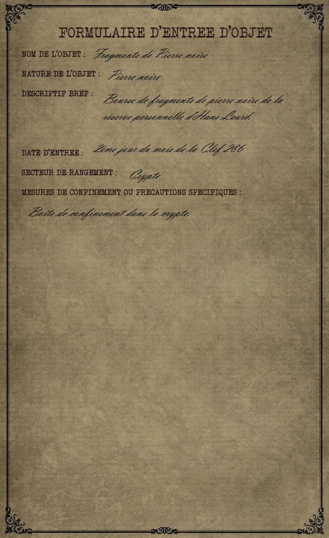Formulaire : Pierre noire Formul14