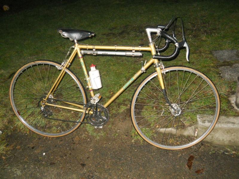 GITANE  dorée 1974-75  2012-124