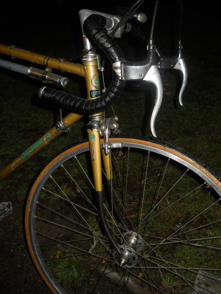 GITANE  dorée 1974-75  2012-125