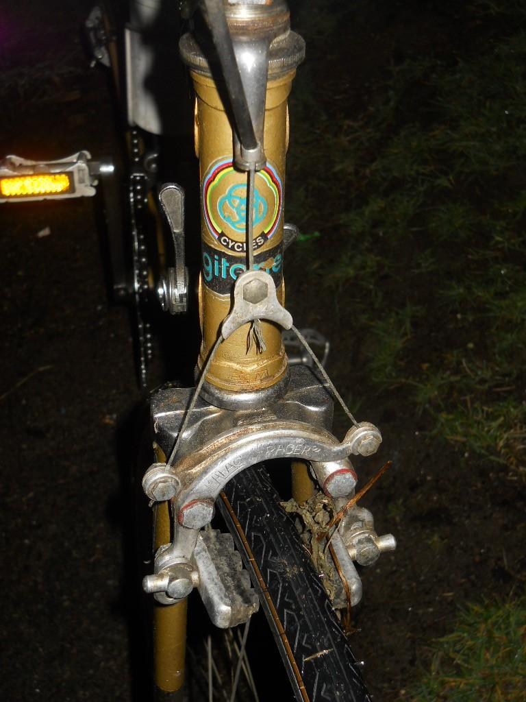 GITANE  dorée 1974-75  2012-126