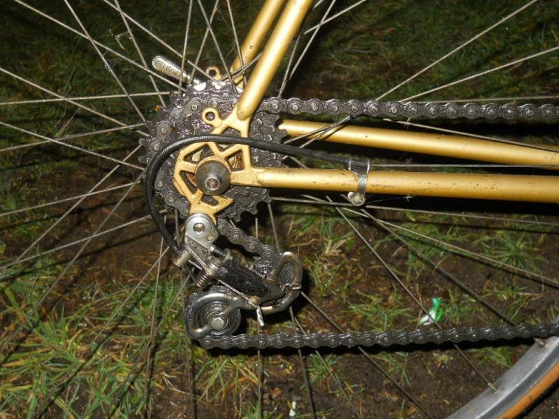 GITANE  dorée 1974-75  2012-127
