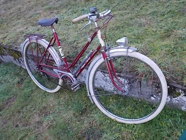 ROYAL FABRIC 1956 3 vitesses FEMME 2013-094