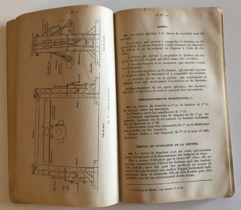 Règlement de manoeuvre de l'Artillerie 1ère partie - Edition 1940  Img_0126