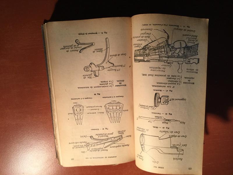 Manuel du Gradé d'Infanterie - Edition 1930 Img_0258