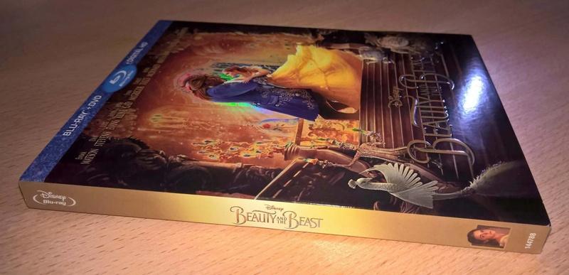 [BD 3D + BD + DVD] La Belle et la Bête (23 août 2017) - Page 7 21082210
