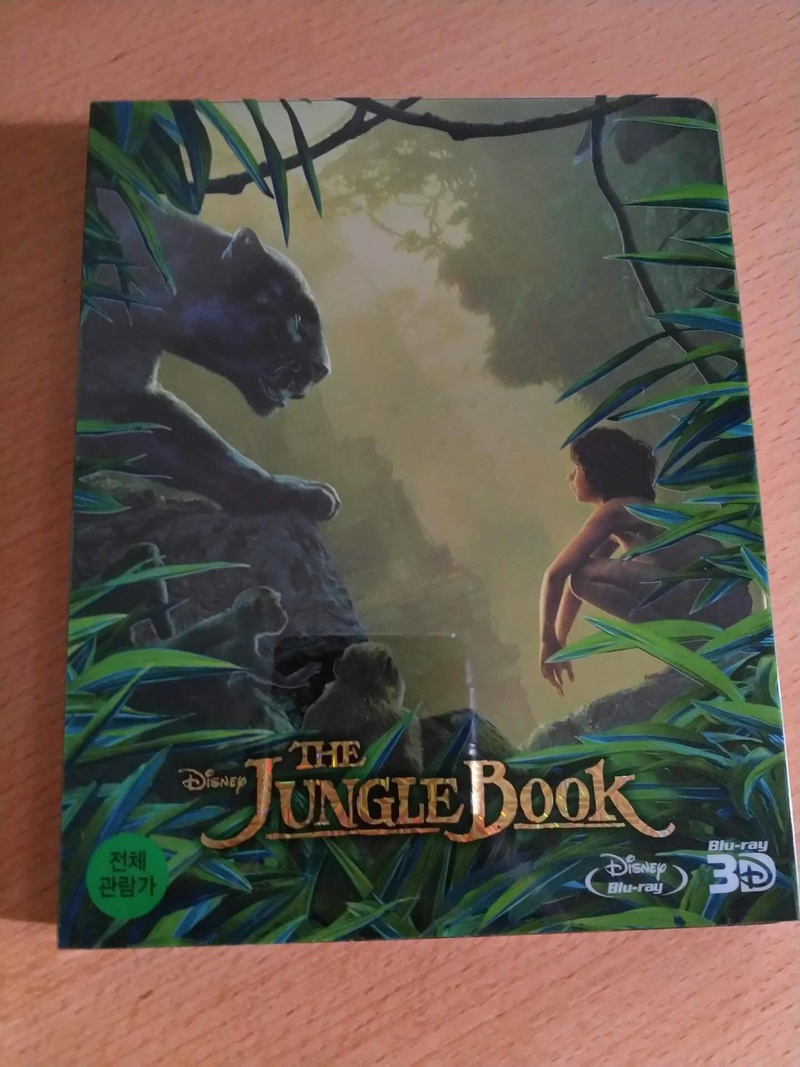 [Shopping] Vos achats DVD et Blu-ray Disney - Page 24 22015510