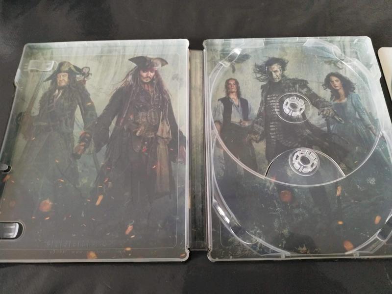 [DVD + BD + BD3D + STEELBOOK] Pirates des Caraïbes - La Vengeance de Salazar (21/09 en Digital - 06/10 en physiques - 16/10 en VOD) - Page 2 22219510