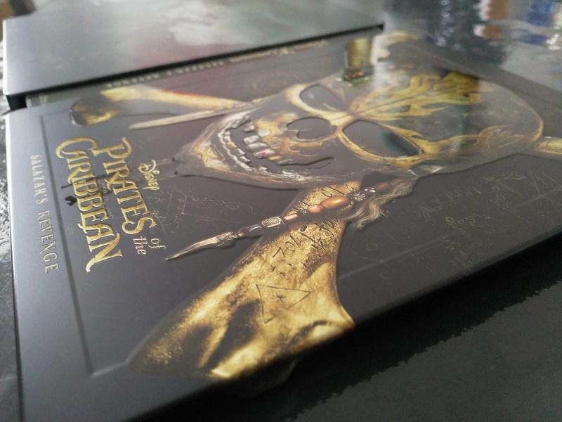 [DVD + BD + BD3D + STEELBOOK] Pirates des Caraïbes - La Vengeance de Salazar (21/09 en Digital - 06/10 en physiques - 16/10 en VOD) - Page 2 22251410