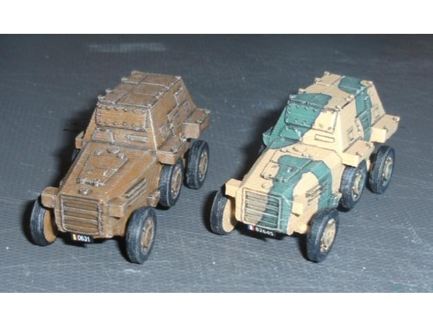 Les blindés et véhicules français en impression 3D 21b3cc10