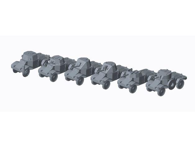 Les blindés et véhicules français en impression 3D 3c834810