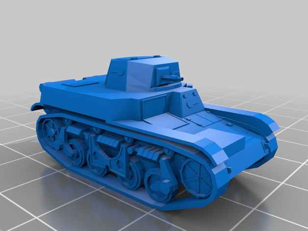 Les blindés et véhicules français en impression 3D 3ef5e610
