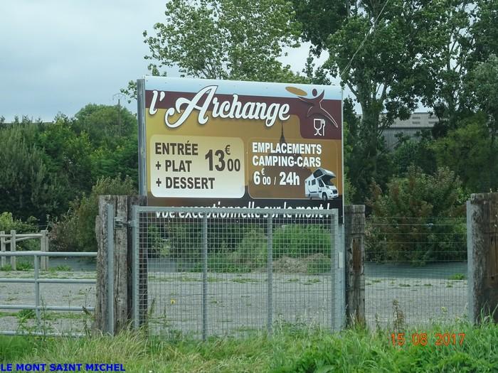 [FRANCE] Le Mont ST Michel hier Dsc06710